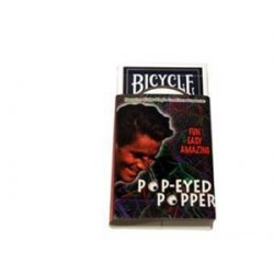Pop Eyed Popper Deck - Bicycle Poker