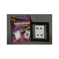 Isolation Card Change.
