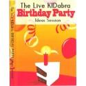 KIdabra live Birthday Party ( Set di 2 DVD)
