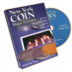 New York Coin Seminar Vol 4 (Copper Silver)