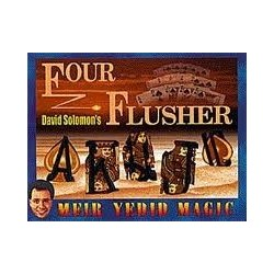 Four Flusher di David Salomon.