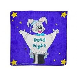 FOULARD GOOD NIGHT - CM 45 X 45