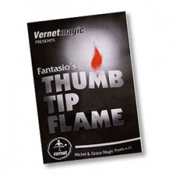 Thumb tip flame by Vernet Falso pollice fiammeggiante.