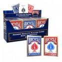 Bicycle - Regolare Standard. Confezione da 12 mazzi