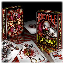 Bicycle - Killer Clowns