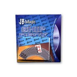 Ship Deck w/Dvd by Mark Mason and JB Magic