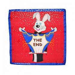 Foulard the end cm. 90 x 90