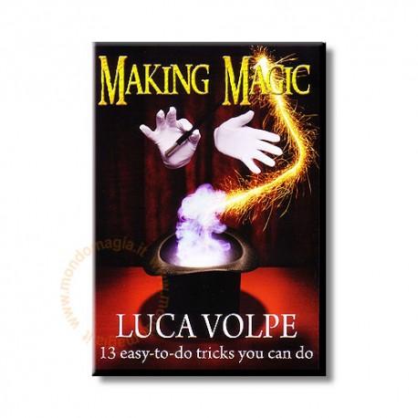 Luca Volpe Making magic