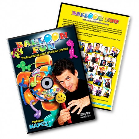 Mapez - Balloon Fun DVD