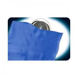 Foulard per palla zombie - Blu