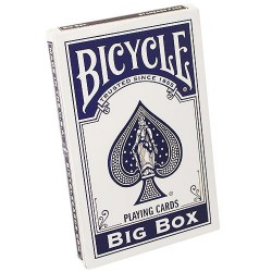 Bicycle - Big Box - Blue