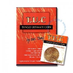 T.U.C. Tango ultimate coin - 50 cent. Euro