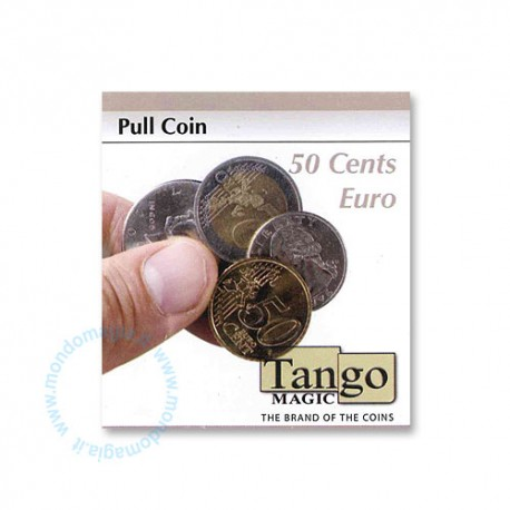 Pull coin 50 cent Euro Tango