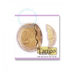 Tango bite coin (internal system) - Include Extra piece - 2 Euro