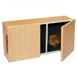 Mistery coin box