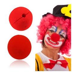Clown Noses - Sponge - cm. 3,75
