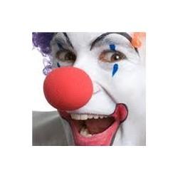Clown Noses - Sponge - cm. 5