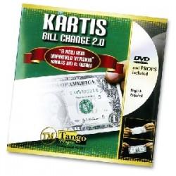 Kartis bill change 2.0 by Kartis