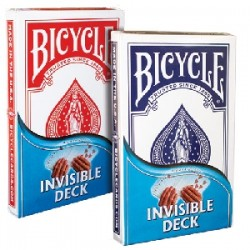 Bicycle - Big Box - Invisible