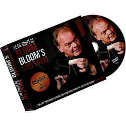 Bloom's Gypsy Thread (DVD and Gimmick) by Gaetan Bloom
