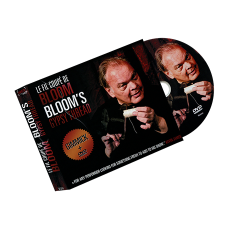 Bloom's Gypsy Thread (DVD and Gimmick) by Gaetan Bloom