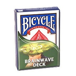 BICYCLE - BRAINWAVE (Mazzo invisibile Brainwave)