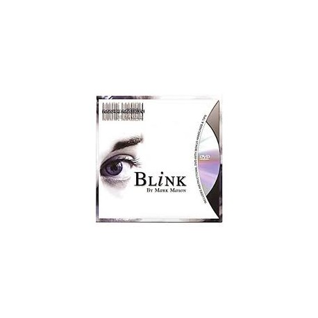 Blink (Gimmick and DVD) by Mark Mason and JB Magic