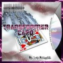 Transformer Card (Red Card and DVD) by Mark Mason and JB Magic