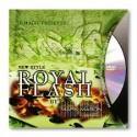 Royal Flash by Mark Mason and JB Magic - DVD