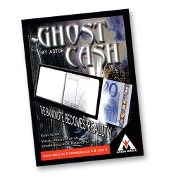 Ghost Cash by Astor - New