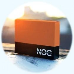 NOC Summer edition. Orange