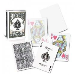 Bicycle - Mazzo regolare formato poker - Grey. Prod. Di Fatta