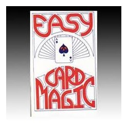 Easy Card Magic. by Rob Roy