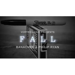 Vortex Magic Presents FALL by Banachek and Philip Ryan.