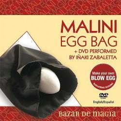 Malini Egg Bag Reloaded by Bazar De Magia