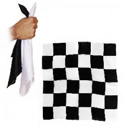 Sitta Chessboard Blendo - Nero e bianco - Cm 30 x 30