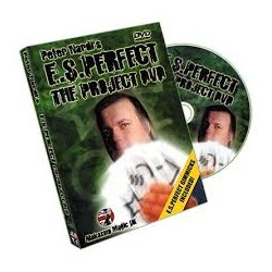 E.S.Perfect - The Project DVD by Peter Nardi and Alakazam Magic