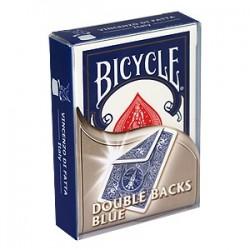 Bicycle - Mazzo doppio dorso - Blu