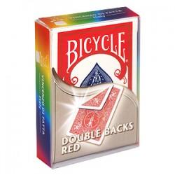 Bicycle - Mazzo doppio dorso - Rosso