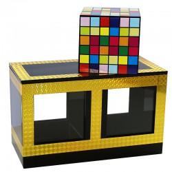 TRANSFORMATION CUBE BOX