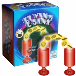 Flying Coins