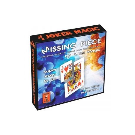 Missing Piece by Joker Magic