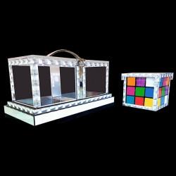 Tora Back of Glassy Cube