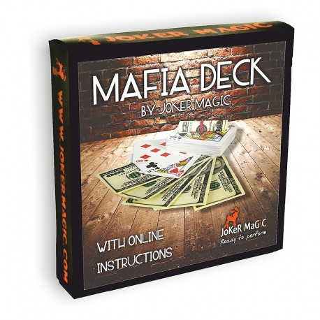 Mafia Deck by Joker Magic