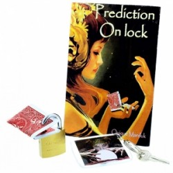 Prediction On Lock by Quique Marduk