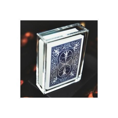 Crystal Card Box