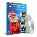 Mago paolo Abozzi - Video corso di bolle di sapone