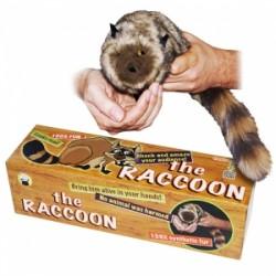 The Raccoon - 100% pelo sintetico