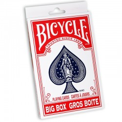 Bicycle - Big Box - Red