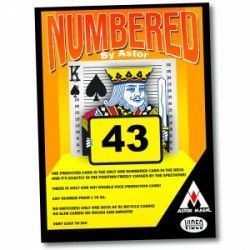 Numbered by Astor